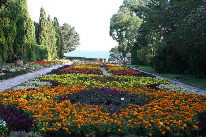 balchik botanicheska gradina 1
