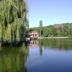 """The lake """"Borovo oko"""", Targovishte"""