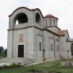"The town of Balchik, Temple ""St. Petka"""