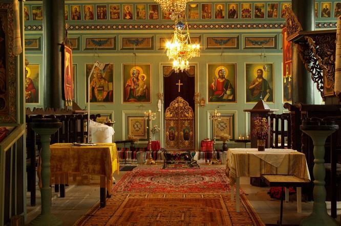 church st. Nikolay