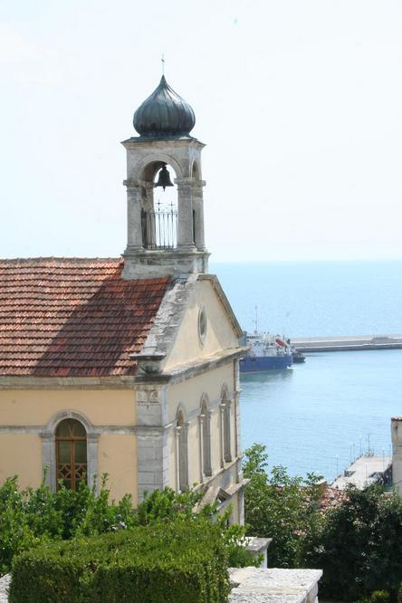 church st. st. Konstantin & Elena