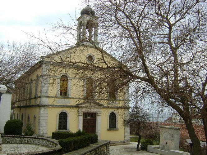 church st.st. Konstantin & Elena
