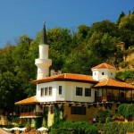 "The town of Balchik, ""The Palace"""