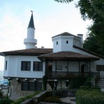 The town of Balchik, The Palace