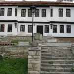 The town of Balchik, Ethnographic Museum