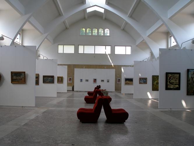 gradska hudojestvena galeria
