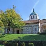 """The town of Elena, """"St. Nikola"""" Church"""