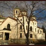 """The church """"St. Ivan Rilski"""", Targovishte"""