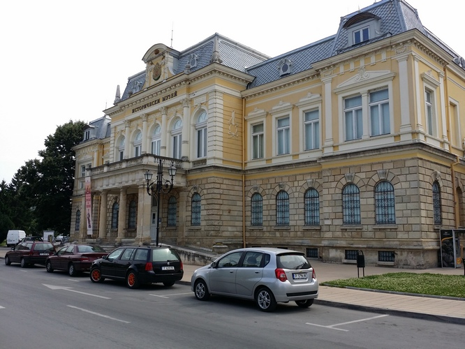 istoricheski muzei Ruse