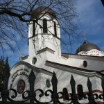 The town of Stara Zagora, Saint Martyr Dimiter Cathedral Church