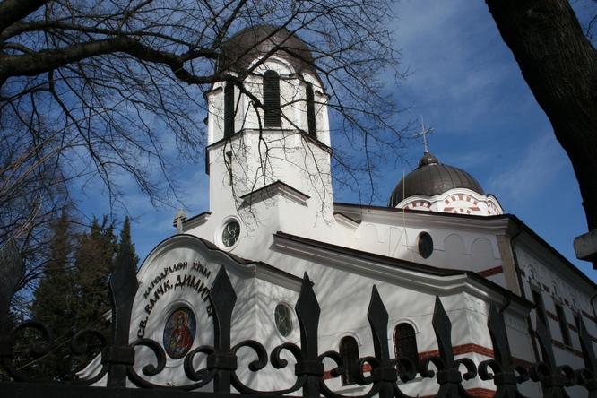 katedralen hram sv. Dimitur