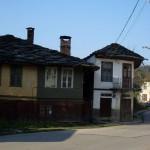 The village of Kmetovtsi