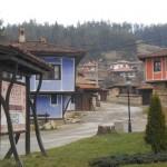 The town of Koprivshtitsa