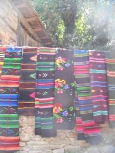 The Village of Kovachevitsa - rugs
