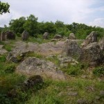 Thracian complex at the village of Dolny Glavanak, Haskovo region