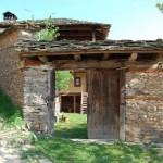 The village of Leshten, Blagoevgrad district