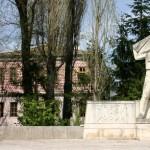 Monument of Nikola Simov, Targovishte