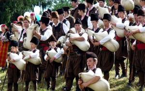 Folklore Festival Rozhen, Ensemble 100 Kaba Bagpipes