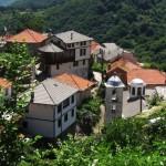 The village of Delchevo, Blagoevgrad district
