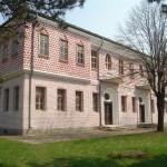 """The school """"St. St. Sedmochislenitsi"""" (Slavejkov school), Targovishte"""