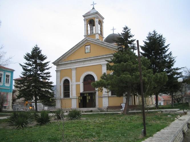 st. georgi church