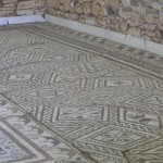 "Ancient Roman villa ""Armira"", the town of Ivaylovgrad - mosaic"