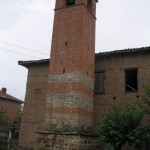 The Belfry in the village of Mandritza