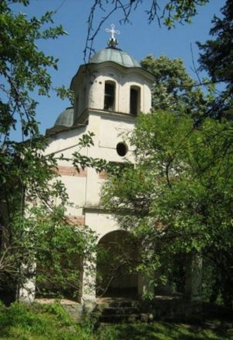 zelenikovski manastir