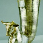 The treasure from Borovo - The rhyton with a protome of a bull
