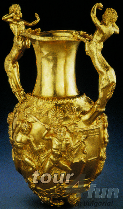 Treasure from Panagyrishte
