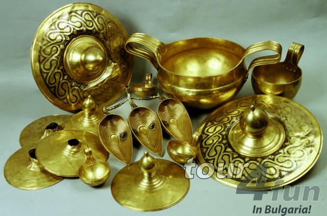 Vulchitrun treasure