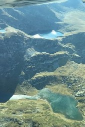 Fun Flight Tours by plane over the Seven Rila Lakes and Rila Monastery