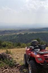 Stara Planina Mountains ATV Route