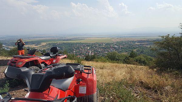 ATV Stara Planina Mountains