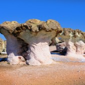 Kamenni Gabi (Stone Mushrooms) – Natural Landmark